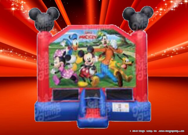Mickey Mouse Bounce
