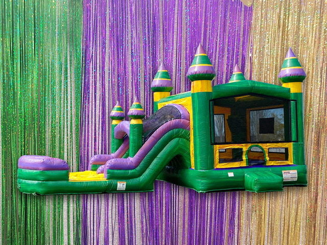 Mardi Gras Madness Double Slide Combo