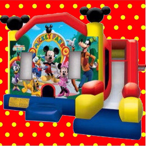 Mickey Mouse Minnie c7 Clubhouse