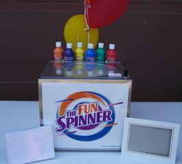 Fun Art Spinner (supplies for 30)