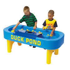 Motorized Duck Pond