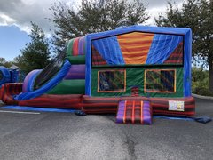 Marble Bounce Double Slide Combo Wet or Dry 13& Under