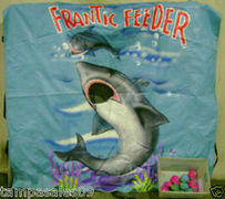 Frantic Feeder Shark
