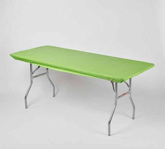 Kwik Table Covers- 6ft Green.