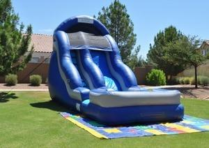 18' Blue Crush Dry Slide
