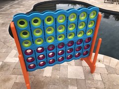 Connect 4 Vibrant