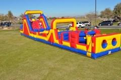 68 ft Obstacle Course