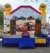 Cars Bouncer 13x13.