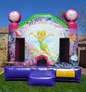 Tinkerbell Bouncer 13x13