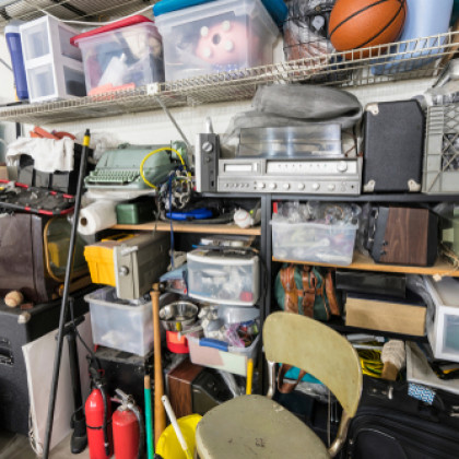 Too Much Junk and Not Enough Time to Clean? Call Dump Box LLC