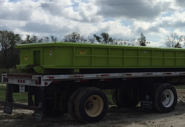 Lafayette Roll Off Dumpster Rentals