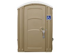 ADA Accessible Portable Toilets