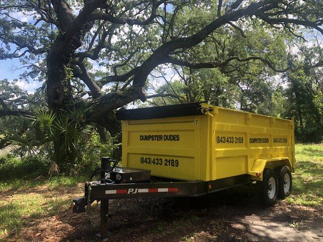 North Charleston Dumpster Rentals