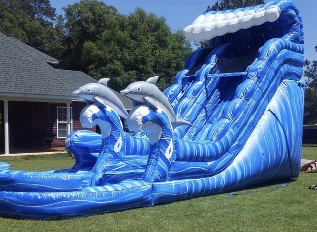 East Tennessee Inflatables - bounce house rentals and slides