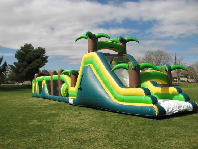 70 Ft. Tropical Breeze Obstacle Course