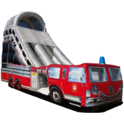 """Big Red"" Fire Engine Slide"