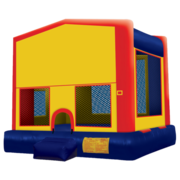 Primary Colors Bounce House