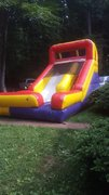 15 Ft.  Colorful Slide