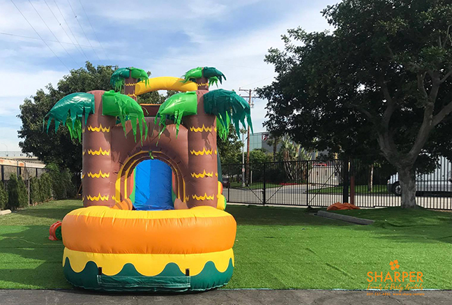 Tropical Breeze Amp Slip And Slide Sharper Events Amp Party
