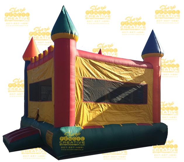 Big Kanga Castle Bounce House Sharper Events And Tents