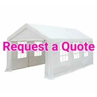 Request a Quote Tent Canopy Rental EJFunday