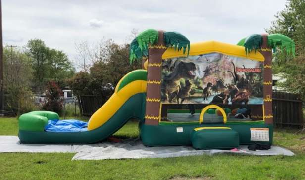 c639ab86d E J Funday Rentals - bounce house rentals and slides for parties in ...