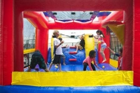 Gift Card Give Bounce House Fun
