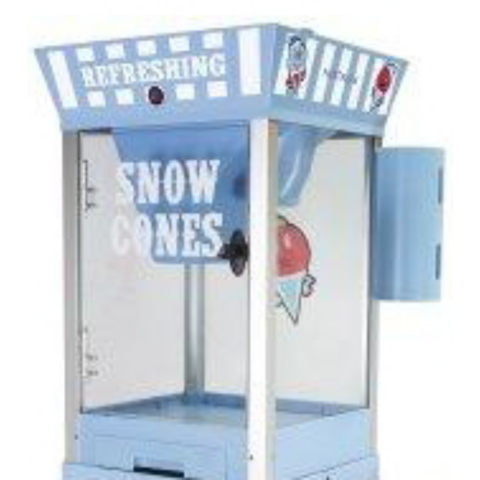 Small Snow Cone Machine for 10-20 guests