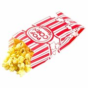 Additional Popcorn Kit 60 1oz servings Oil, Kernels, and Serving Bags
