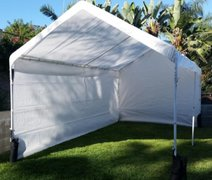 10x20 Frame Tent Style Canopy