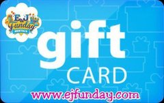 $300 E&J Funday Gift Card