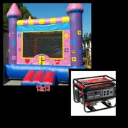 #2 13x13 Princess Jumper in a Park w/Generator 3500+watts