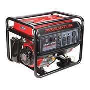 Need Power within 50ft? Generator with full tank 7000+ Watts Supports Use of up to 3 Outlets