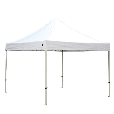 10' x 10' White High Peak Tent