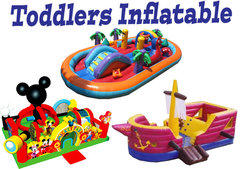 Toddlers Inflatable