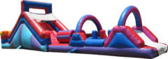 Obstacle Slide Combo