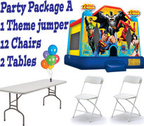 A - Party Package