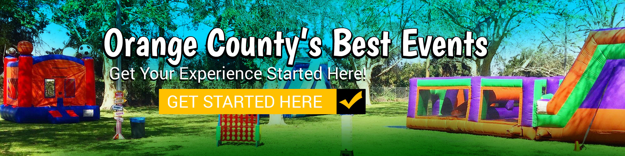 Orange County Party Rentals