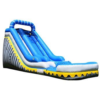 Mega Splash Water Slide