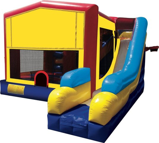 Large 7 in 1 Jumper Slide Combo