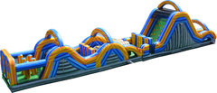 "70 Foot Obstacle Course <span style=""color: #ff0000;""><strong>[Brand New for 2019]</strong></span>"