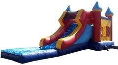 Adventure Jumper/Water Slide