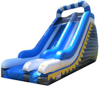 "Giant Dry Slide <span style=""color: #ff0000;""><strong>[Brand New for 2019]</strong></span>"