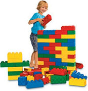 Jumbo Blocks (100 Pieces) [NEW ITEM]
