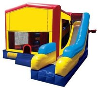 Large 7 in 1 Jump and Slide Combo