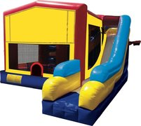 "Large 7 in 1 Jumper Slide Combo <span style=""color: #ff0000;""><strong>[Brand New for 2019]</strong></span>"