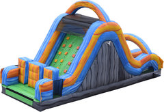 2 Lane Rock Climb Slide [Brand New]