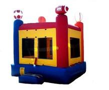 Sports Arena Bounce House (hoop inside)