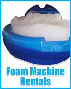 Party Foam Machine Rentals