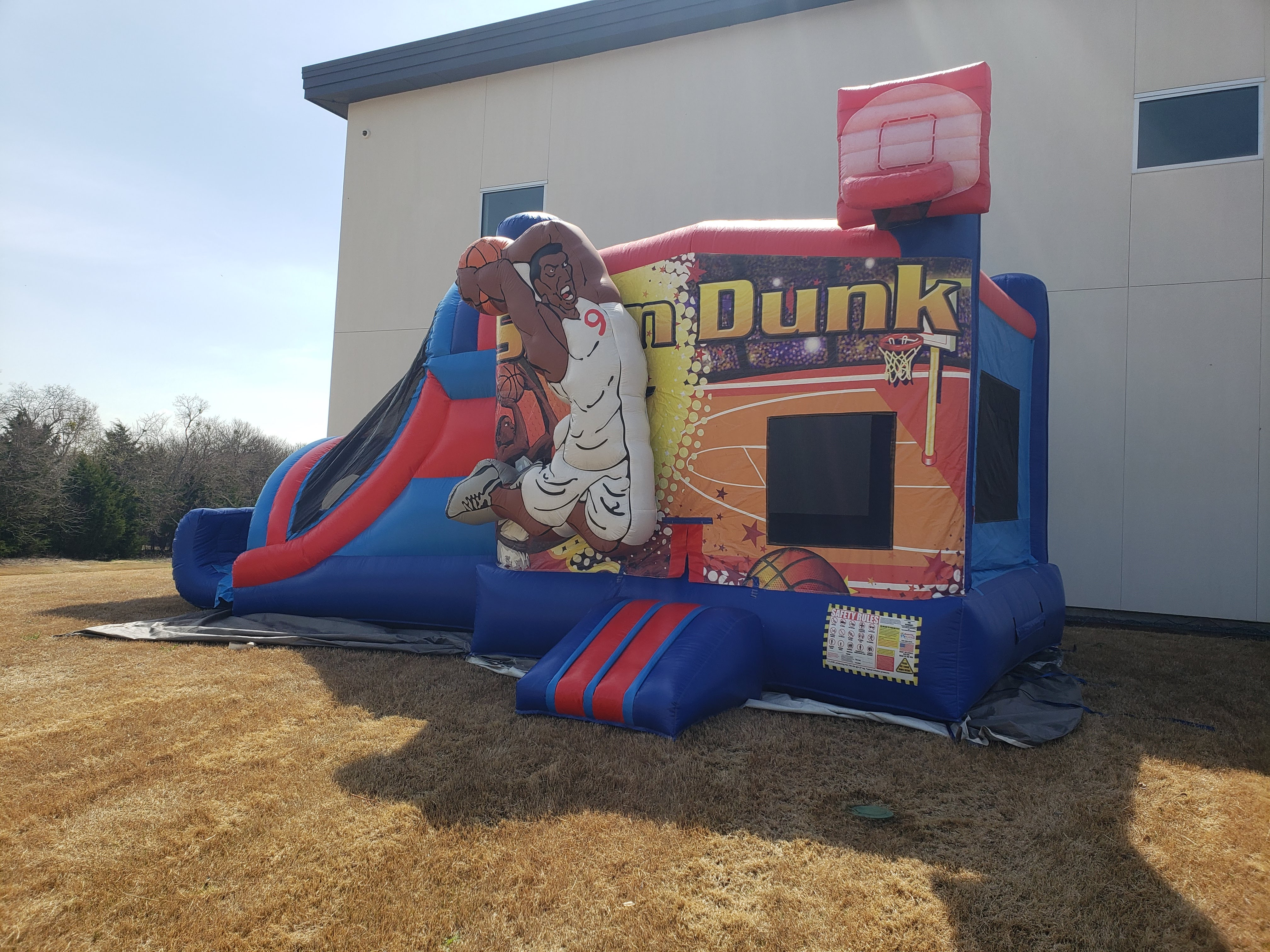 Bounce House Rental in Rowlett